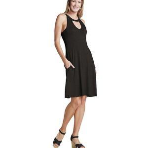 Toad & Co. Black Avalon Sleeveless Dress
